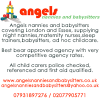 Angels Nannies and Babysitters