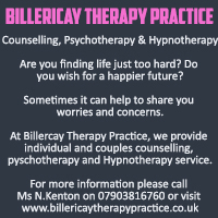 Billericay Therapy