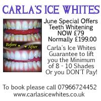 Carla's Ice Whites