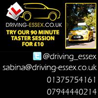 Driving Essex