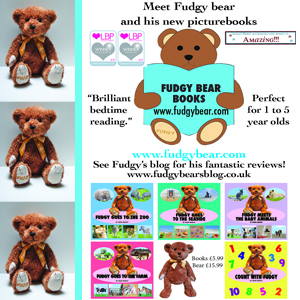 Fudgy Bear