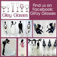 Glitzy Glasses