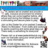 Jesters Kids' Club