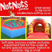 Nut Nuts Soft Play