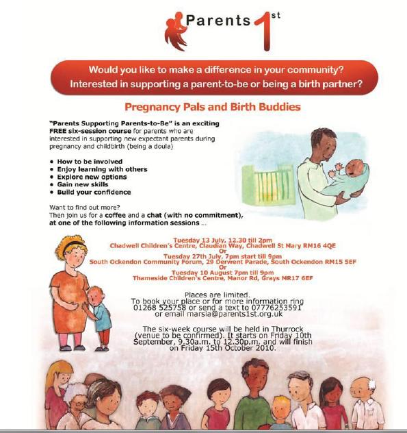 Pregnancy Pals & Birth Buddies