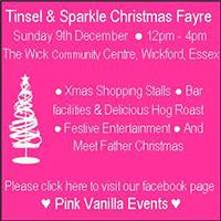 Pink Vanilla Events