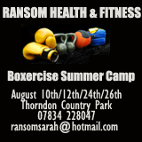 Boxercise Summer Camp
