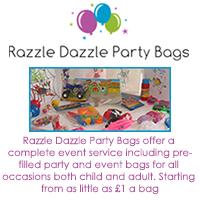 Razzle Dazzle Party Bags