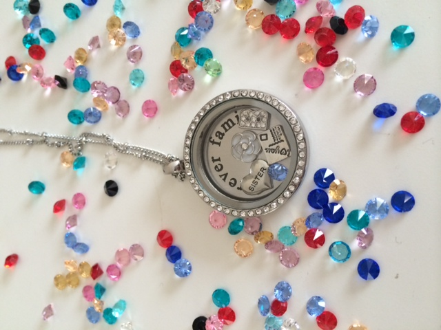 Forever Family Personalised Memory Locket