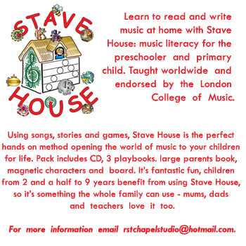 Stave House