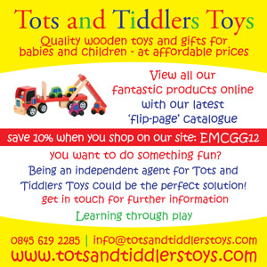 Tots and Tiddlers