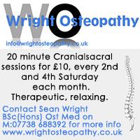 Wright osteopathy